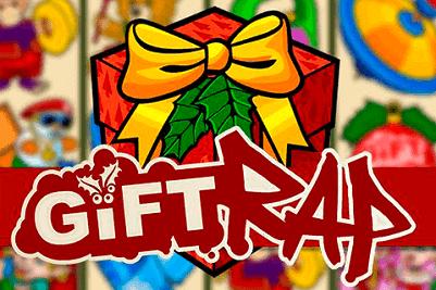 Jogando o jogo Gift Rap